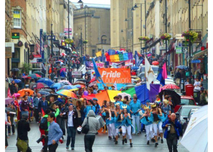 Bristol Gay Pride 2016