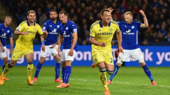 Leicester City vs Chelsea