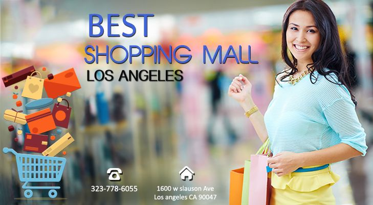 Get the best of shopping offers at shopping center in Los Angeles http://www.slausonsupermallinc.com/