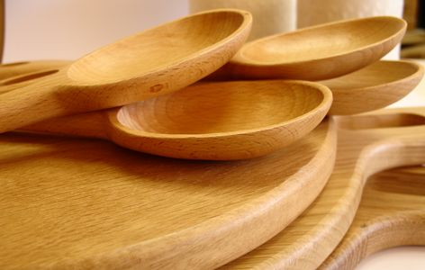 Your food will taste better from these #beechwood #spoons and #boards #thesourceproducts