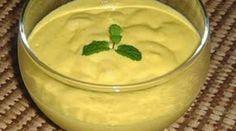 Cantinho das Ideias: Mousse de abacaxi de baixa caloria ajuda a saciar a vontade de ingerir doces.