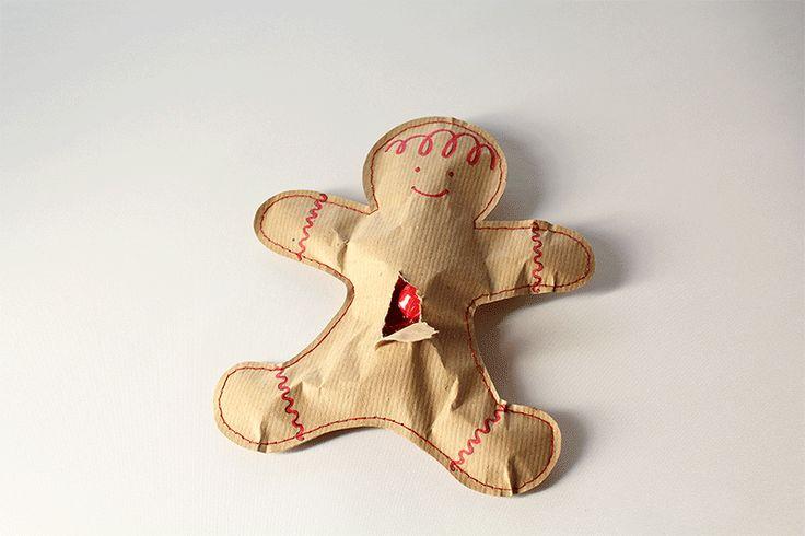 embalagem gingerbread man  fitacola.pt