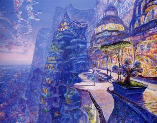 the dreamy world of Naohisa Inoue