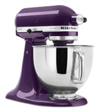 IT'S A PURPLE KITCHEN AID!!!!