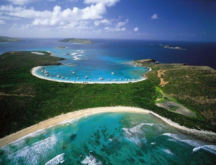 Isla Culebra, Puerto Rico. An amazing get-away island Shhh, it's a quite secret.