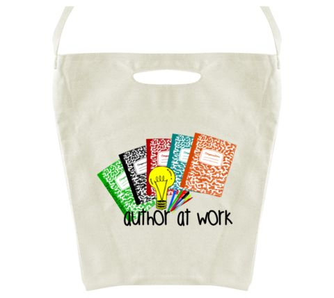 Author AT Work Tote