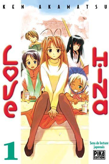 "Gotta love ""Love Hina"""