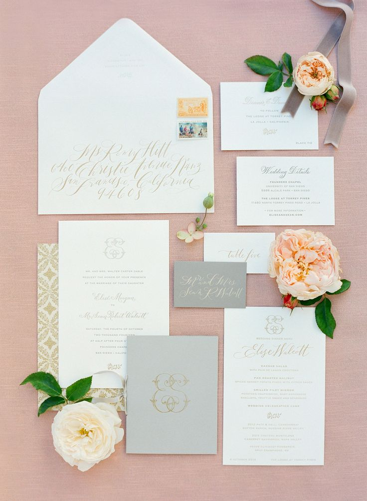 how much do invitations for wedding cost%0A An Ethereal Garden Party Wedding We Can u    t Believe Is Real