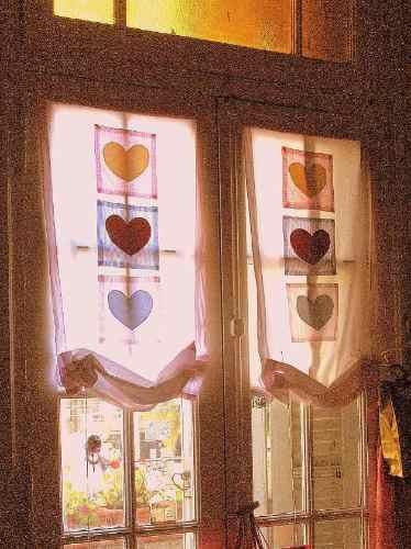 40 mejores im genes sobre cortinas en pinterest gremio for Visillos para banos
