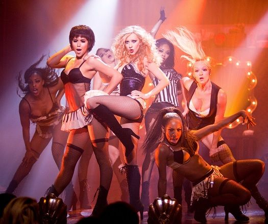 10 Great Burlesque Movie Moments - Burlexe