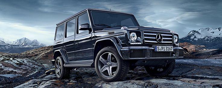 G-Klasse - Mercedes-Benz