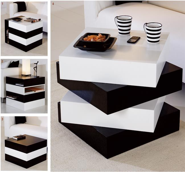 Come Creare Un Tavolino Da Salotto.Tavolo Modulare Tavolo Componibile Tavolo Fai Da Te