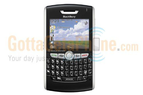 Buy RIM BlackBerry 8830 Phone, Black (Sprint, CDMA) Unlocked for international (Non-USA) GSM Carriers - No Contract Required. QWERTY. PDA. NEW for 107.9 USD | Reusell