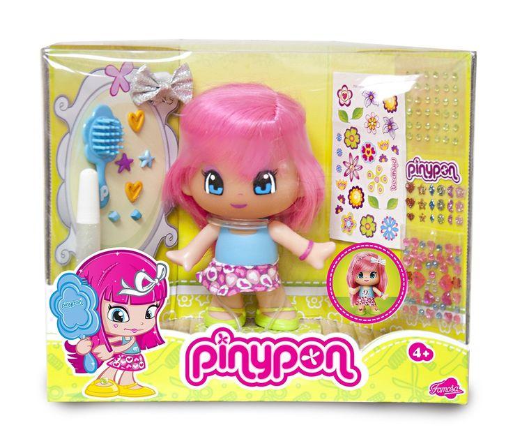 Maquilla y peina tu Pinypon: pelo rosa Pinypon - Famosa En nuestra categoría de…