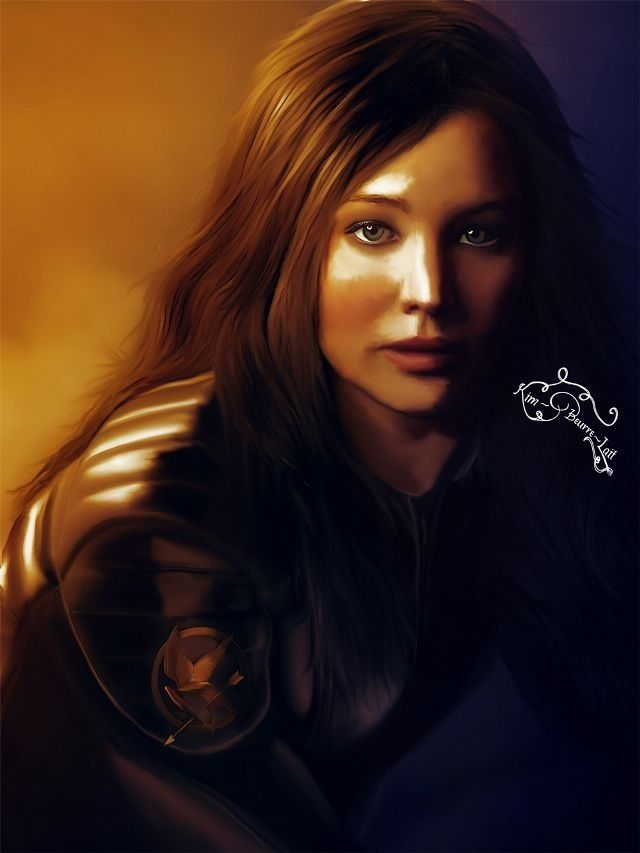 Katniss EverdeenKatniss Everdeen Fan Art