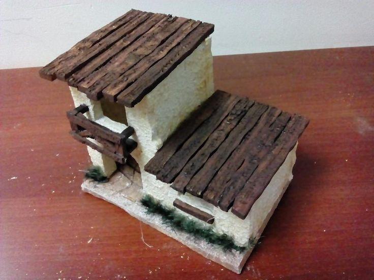 Casa basica con balcon