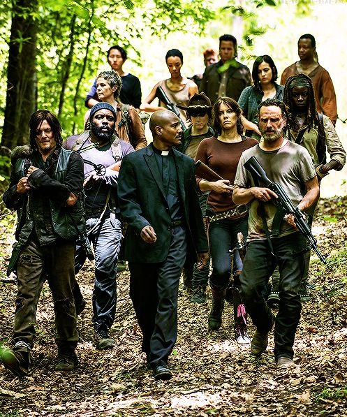 Walking dead season 5 netflix release date