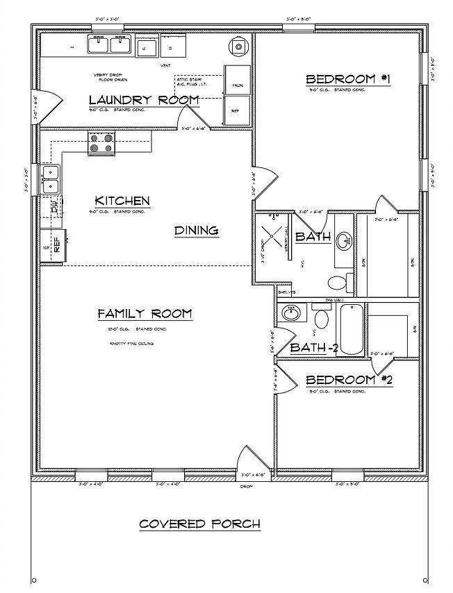 7792 best Tiny Smaller Houses and Living Small images on Pinterest - copy barn blueprint 3
