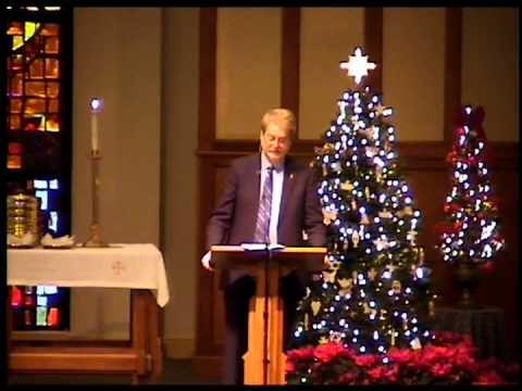 """""""Turn Your Eyes Upon Jesus."""" Sermon on January 6, 2013 by Bishop Ken Carter. Scripture: Matthew 2:1-12 (NIV)"""