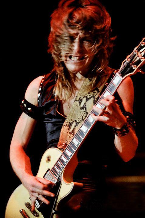 Randy Rhoads, voluit Randall William Rhoads (Santa Monica (Californië), 6 december 1956 - Orlando (Florida), 19 maart 1982) was een Amerikaanse virtuoze rockgitarist die bekend is geworden als lid van de band van Ozzy Osbourne en door zijn eigen band Quiet Riot. Rhoads is op 19 maart 1982 op 25-jarige leeftijd omgekomen bij een vliegtuigongeluk.