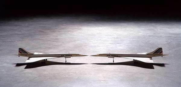 "Ange Leccia ""Concorde"", 1986/2002  © Courtesy Galerie Almine Rech, Paris"