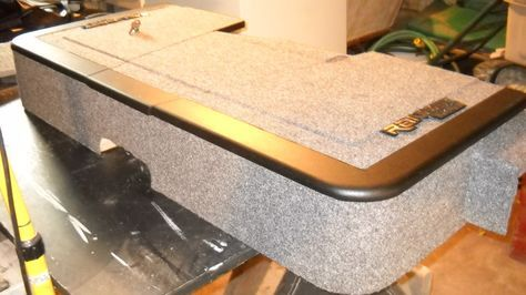 How-To: SuperCab Storage Box - Page 2 - Ranger-Forums - The Ultimate Ford Ranger Resource