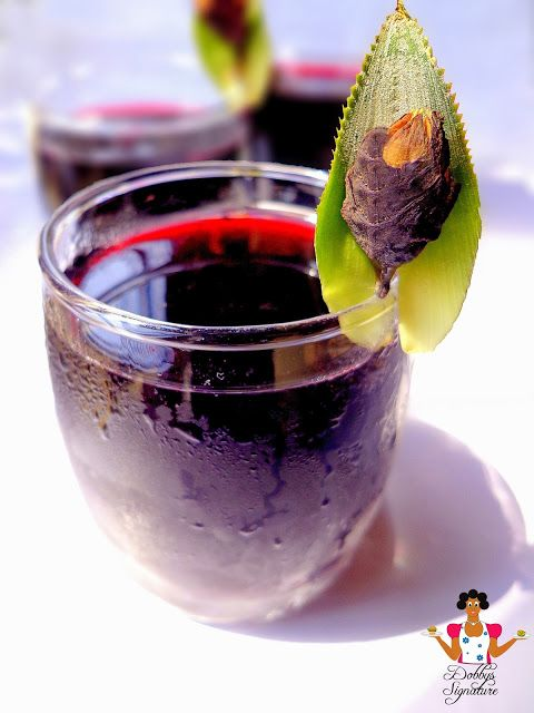 Dobbys Signature: Nigerian food blog | Nigerian food recipes | African food blog: How to Make Nigerian Zobo drink