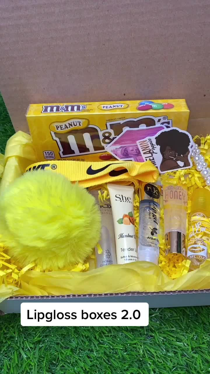 Glam Babe Glam Babe1 On Tiktok Foryoupage Lipglossbox Businesswoman Keychains Lipglosspoppin Hadiah Ulang Tahun Diy Hadiah Ulang Tahun Teman Ide Hadiah
