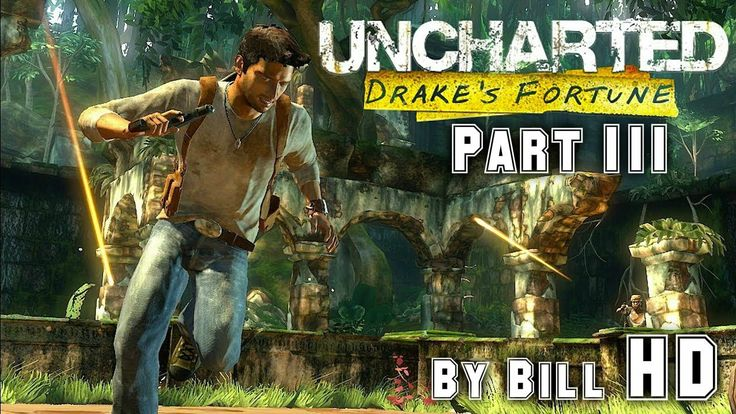 Let's play► Uncharted: Drake's Fortune Walkthrough - Live PS4 Broadcast ...