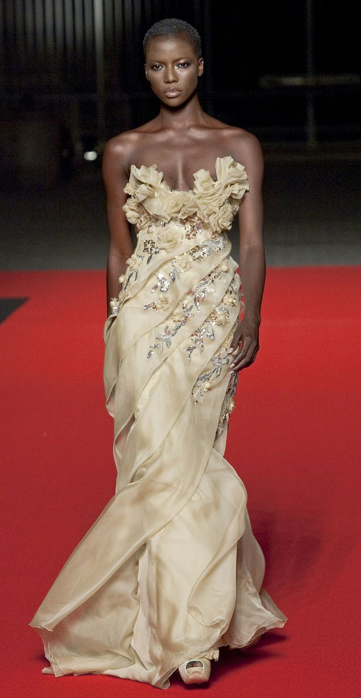 232 best images about vintage black glamour more on ForAmerican Haute Couture Designers