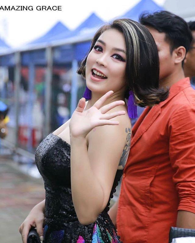 Phway Phway #myanmarmodel | Girl, Model, Cute