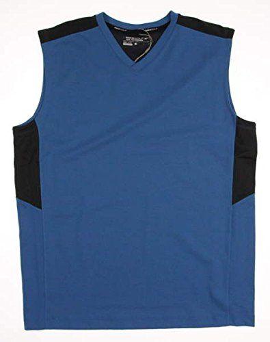 Nike Men's Dri-Fit Wool Tech Vest - Large - Photo Blue