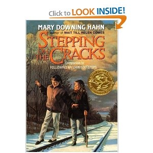 Stepping on the Cracks, by Mary Downing Hahn (1991)