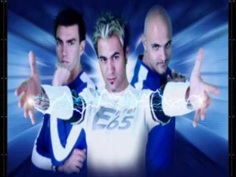 "This song will definitely get stuck in your head.  Here's Eiffel 65's  ""Blue (Da Ba Dee)."""