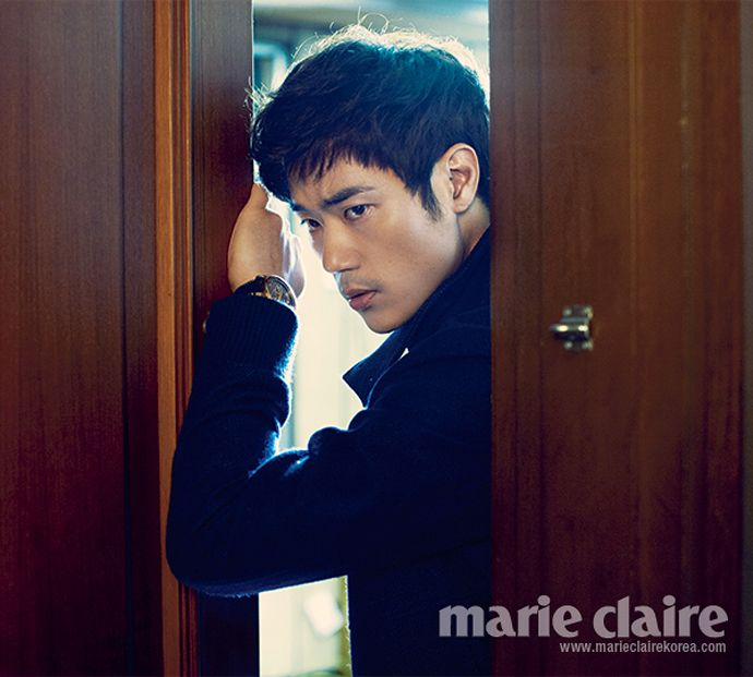 Kim Kang Woo - Marie Claire Magazine November Issue '13