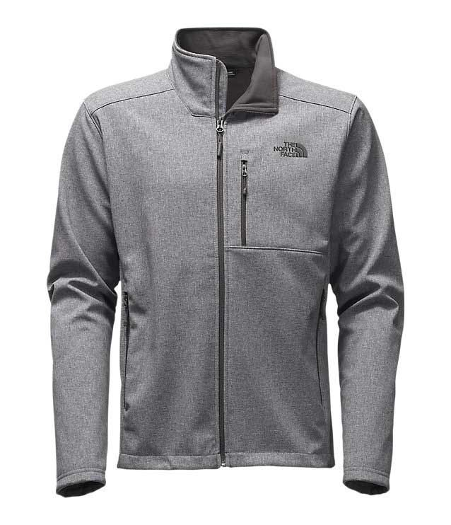 The North Face Apex Bionic 2 Jacket for Men in Medium Grey Heather