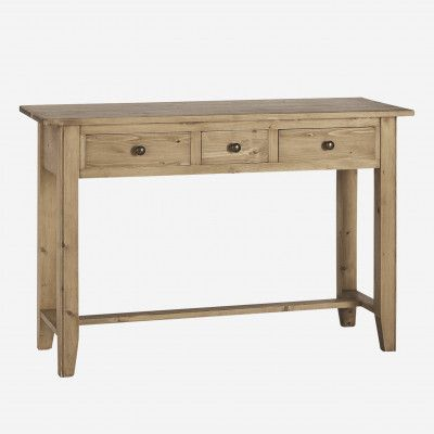 Redcurrent Ash Blonde Console Table $595.00.