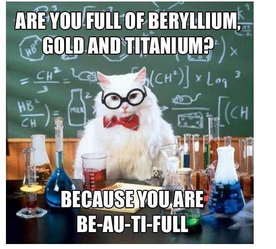 Best 25+ Chemistry Pick Up Lines Ideas On Pinterest