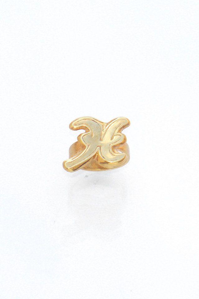 Pisces Ring - Horoscope Ring - Zodiac Ring - Astrology Ring - Pisces Birthday Gift - Handmade Ring - All Size Ring - Ring For Him - For her by profoundgarden on Etsy