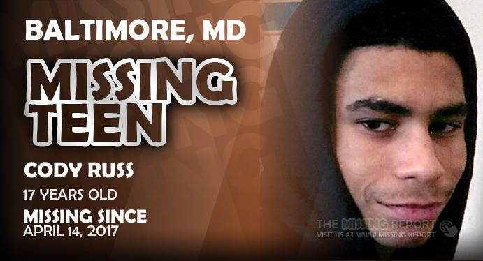 Maryland Missing Report - #Baltimore #Missing #MissingPerson #Baltimore #MissingPersons #MissingPeople #MissingReport #MissingUSA #MissingAmerica #MissingUnitedStates #MissingPeopleUSA #MissinginAmerica #America #UnitedStates #NorthAmerica #Maryland #MissingMaryland #MarylandMissing #MarylandNews #MDMissing #MissingMD #Lost #Share #Help #PleaseHelp #PleaseShare #LostnMissing - http://sha-re.me/gga4