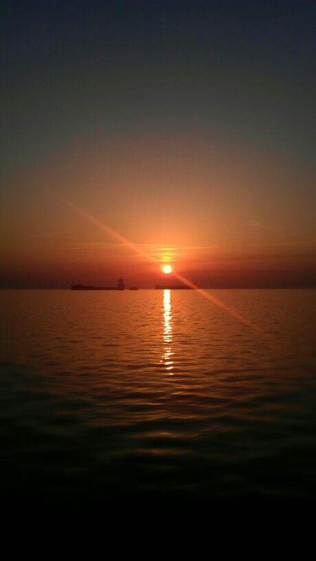 Ηλιοβασιλεμα