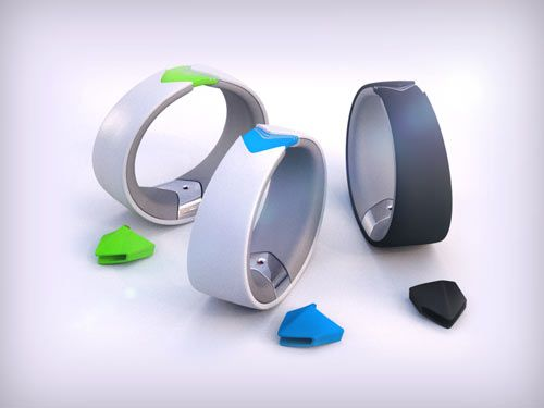 Amiigo – a fitness bracelet that not only allows you to track things like your exercise, heart rate, blood oxygen levels, skin temperature, overall activity level, and calories burned, it will keep up with your type of exercise, your reps, sets, duration, speed, and intensity. I use FitBit today but I might change to this.