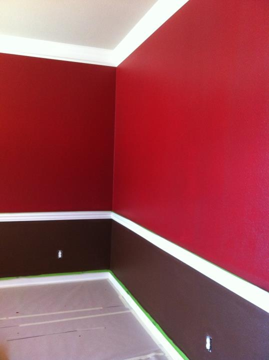 Dining Room Paint Colors Id Go Brighter Red