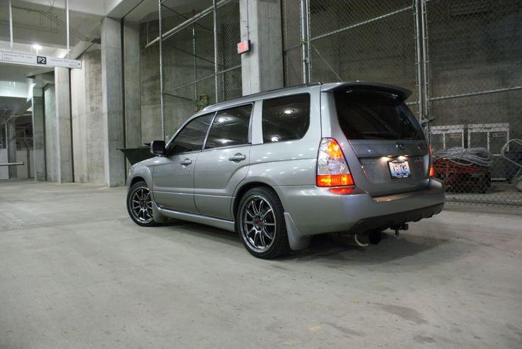 New wheels+painted headlights+ random homless guy - Subaru Forester Owners Forum
