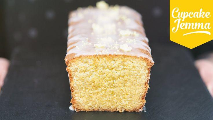 Lemon Polenta Cake Recipe   Cupcake Jemma