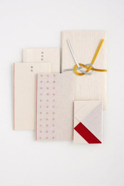折形デザイン研究所   商品 / 紙幣包みの詰め合わせ