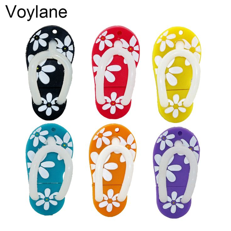 100% real capacity flip flops shoes girl sandals personality gift 4GB 8GB 16GB 32GB USB Flash Drive pen drive