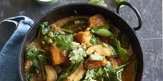 I Quit Sugar: Butternut Squash Curry by Daniel Green