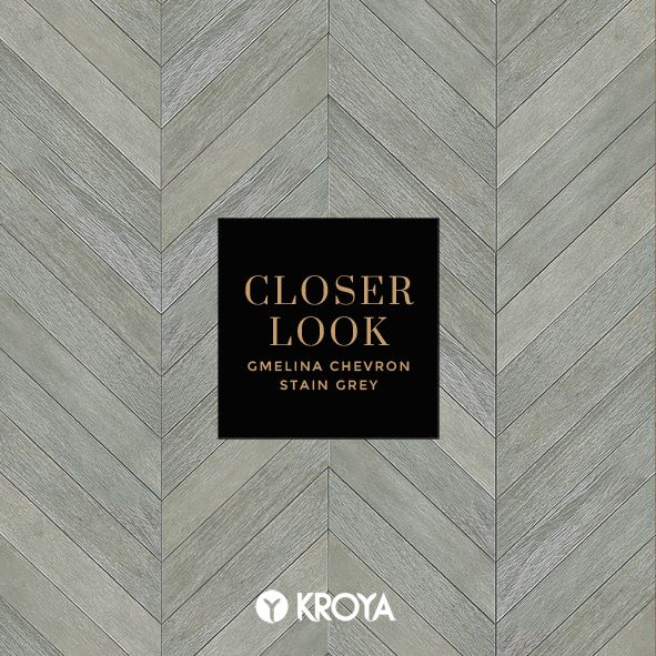 KROYA Gmelina Grey Chevron  http://www.kroyafloors.com/collections/chevron/gmelina-stained-grey-chevron/