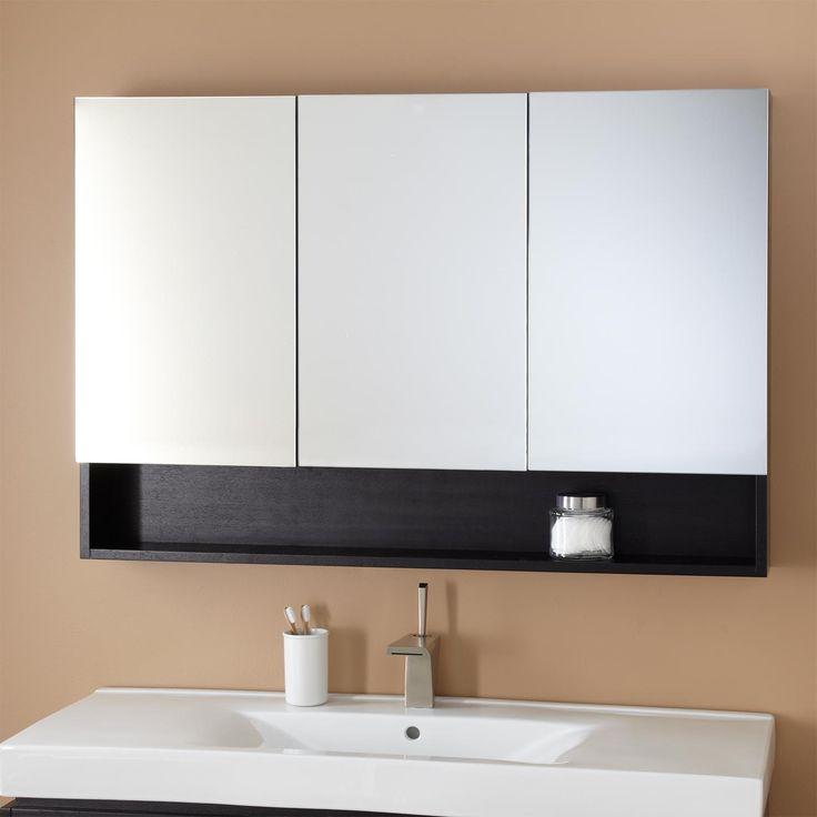 Best 25 Medicine cabinets ideas on Pinterest  Diy bathroom cabinets Bathroom cabinets and
